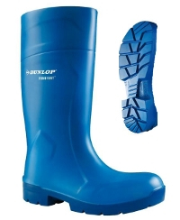 Botte PUROFORT MULTIGRIP bleue sécurité
