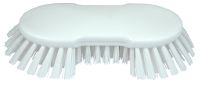 Brosse cristal blanche