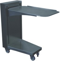 Stainless steel trolley with constant level
