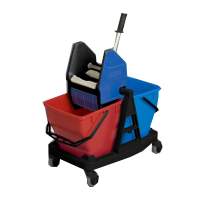 Sani Duo trolley with wringer