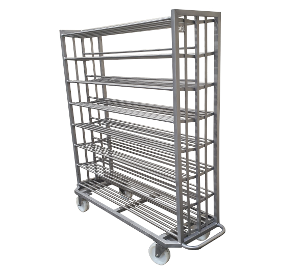 Poultry trolley