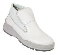 Chaussure blanche SANIX haute S2