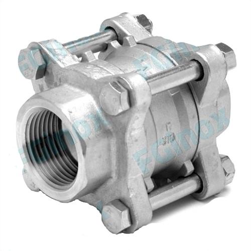 Clapet anti-retour inox GAZ