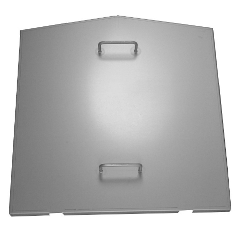 Lid for stainless steel europe tank