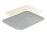 Couvercle pour barquette aluminium operculable