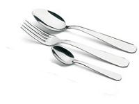 RESTO stainless steel flatware