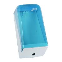 Distributeur essuis-mains bleu petit modèle