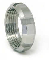 SMS nut for stainless steel 3-piece coupling