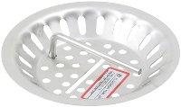 Low basket filter