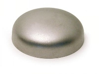 SMS stainless steel pipe cap