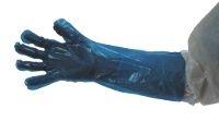Gant mi-long polyéthylène