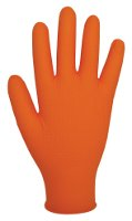 Gant nitrile FINITE orange