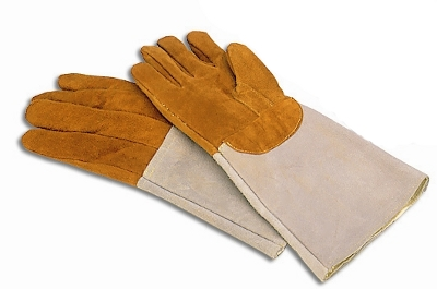 Thermal protective glove 20 cm