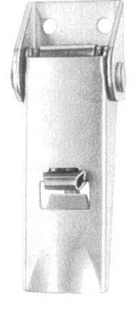 Stainless steel toggle fastener