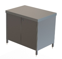 Eco stainless steel low furniture