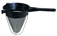 Exoglass bouillon strainer