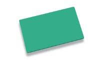 Cutting board 500X300 green