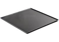 Matt black or white plexi dish