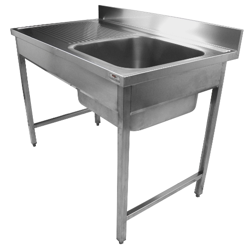 Eco stainless steel sink