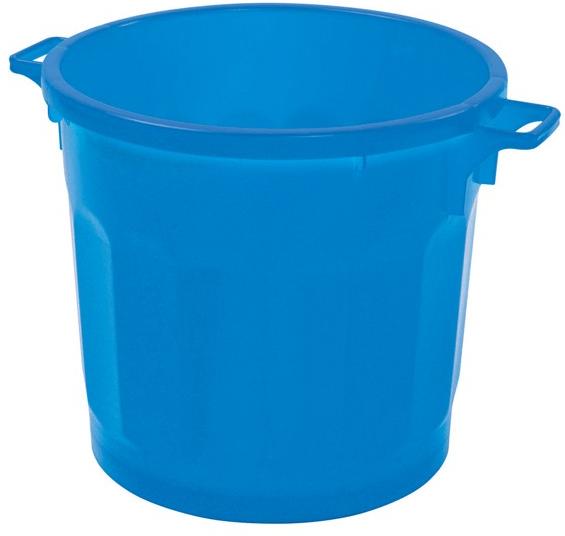 Poubelle 75 litres sans couvercle Gilac