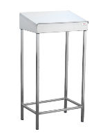 Eco stainless steel desk