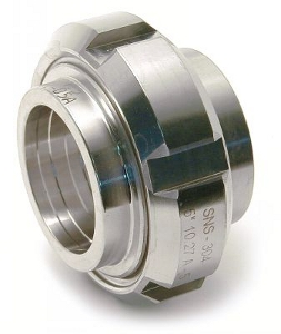 SMS stainless steel 3-piece expanding coupling