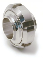 SMS stainless steel 3-piece welding coupling