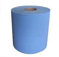 Essuie-mains 700 formats bleu