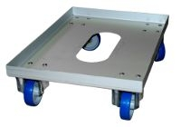 Stainless steel dolly 820x620