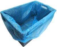 Sac fond de caisse bleu