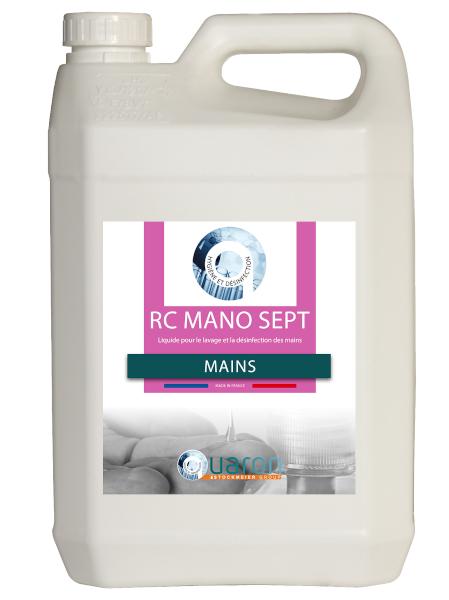 Savon antiseptique RC MANO SEPT