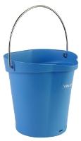 VIKAN bucket 6 and 12 liters