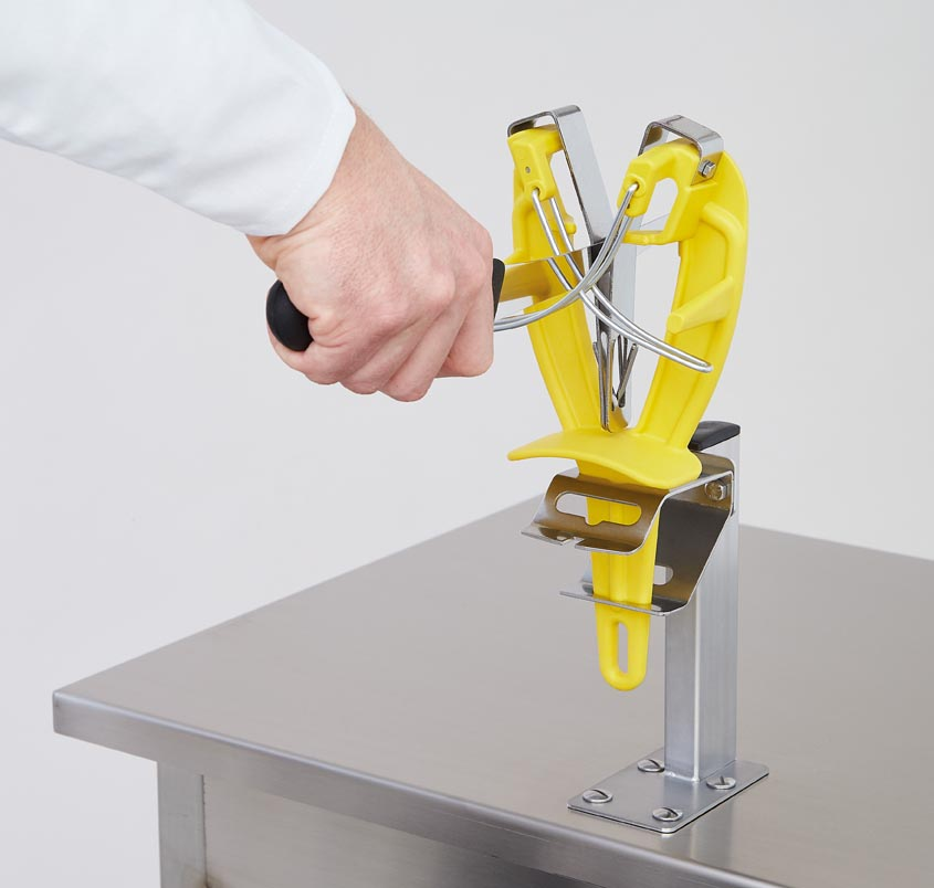 SHARP'EASY knife sharpener