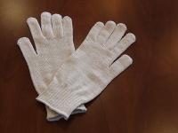 Sous-gant coton tricoté 5 fils