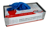 Support inox pour boîte de gants