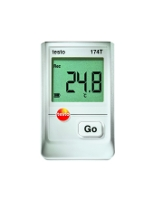 Testo 174T thermometer