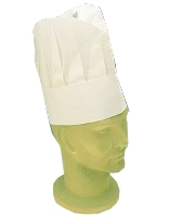 Disposable chef's hat